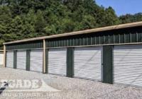 mini warehouse self storage steel building