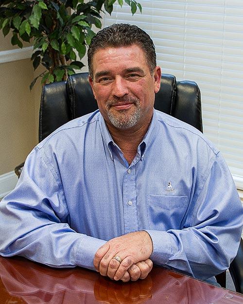 James Welch, Sales, Renegade Steel Buildings