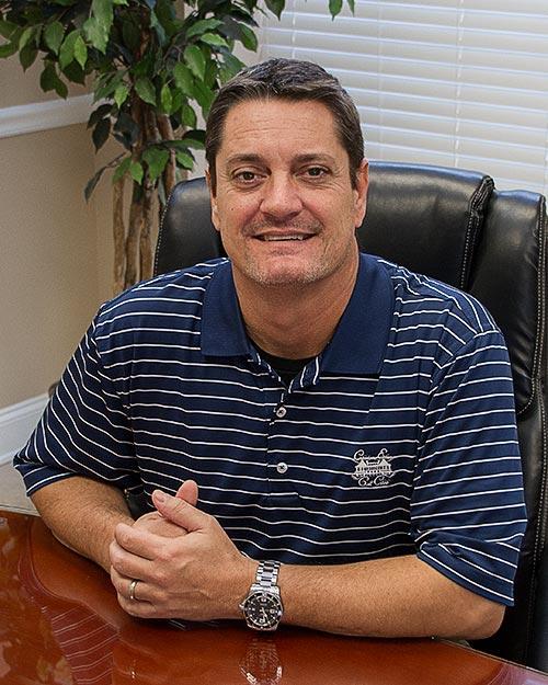 Jim Carroll, Sales, Renegade Steel Buildings