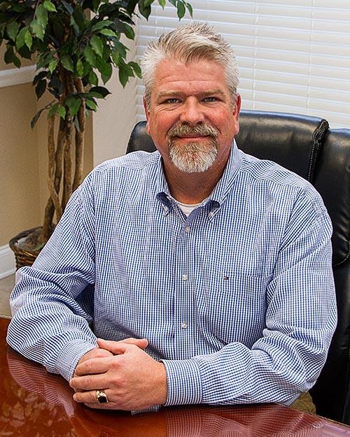 Joseph Dye, Sales, Renegade Steel Buildings