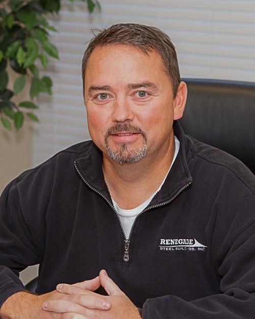 Kevin Welch, Owner, Renegade Steel Buildings