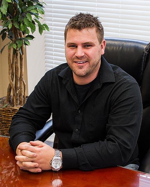 Mike Graham, Sales, Renegade Steel Buildings