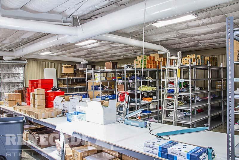 Steel Building Warehouse
