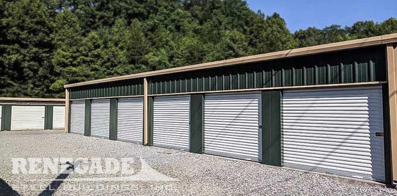 Self Storage Mini Steel Building
