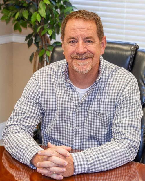 Kevin Giddens, Sales, Renegade Steel Buildings