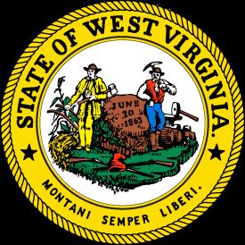Seal of West Virginia