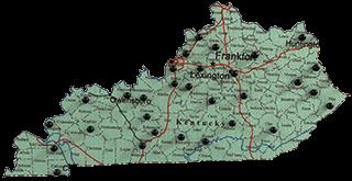 Kentucky map of Renegade Steel buildings