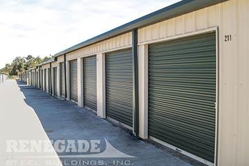 Self Storage Steel Building